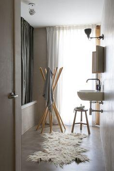 La casita de madera #bathroom #grey #greybathroom