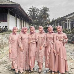 Dress Brokat Muslim, Dress Brokat Modern, Kebaya Modern Dress, Muslim Dress, Kebaya Muslim, Kebaya Hijab, Kebaya Dress, Dress Pesta, Kebaya Brokat