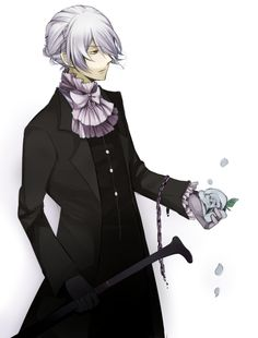 Pandora Hearts, Xerxes Break