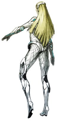 View an image titled 'Sasha Ivanoff Back Art' in our Anarchy Reigns art gallery featuring official character designs, concept art, and promo pictures. Female Character Design, Character Concept, Character Art, Concept Art, Character Reference, Superhero Characters, Female Characters, Platinum Games, Cyberpunk Character