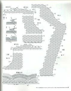 Album «Lets knit series Discussion on LiveInternet - Russian Service Online Diaries Gilet Crochet, Crochet Cardigan, Baby Blanket Crochet, Crochet Top, Crochet Stitches Patterns, Stitch Patterns, Crochet Shawl Diagram, Online Diary, Crochet Magazine