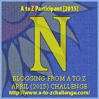 #N #Atozchallenge @AprilA2z @blogarhythm1