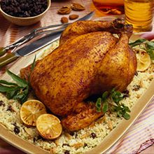 Discover recipes that are nutritious, creative, and delicious. Perdue provides easy chicken recipes that are guaranteed to make you and your family smile. Roast Chicken Recipes, Recipe Chicken, Cooking Tips, Cooking Recipes, Eastern Cuisine, Turkey Dishes, Stuffed Whole Chicken, Perfect Food, Soups And Stews