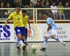 Blog Esportivo do Suíço:  No Futsal, Brasil vence novamente a Argentina em amistoso