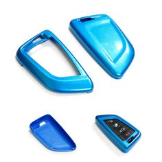 for 2014 2015 BMW X5 X6 Remote Key Shell Case Entry Fob Bag Cover Holder Protect #Budgettank