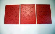Elepix, wall decor item customizable to your choice of color and designs.