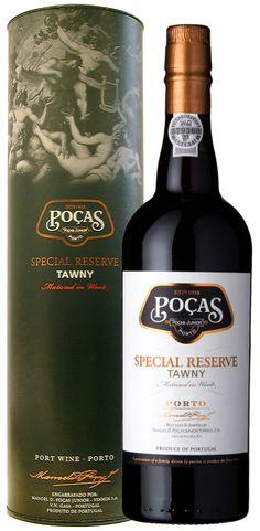 Poças Porto Special Reserve Tawny