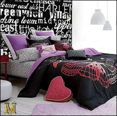 bedding funky cool teen girls bedding fashion bedding girls bedding