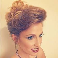 Image result for on trend 2015 updo