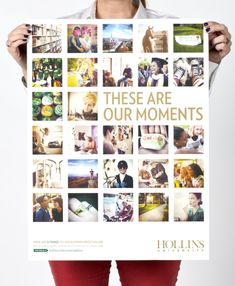 hollins admissions campaign poster