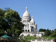 Sacre Couer, Paris, is my favorite cathedral there. The incredible mural inside is just amazing, and gives glory to Jesus Christ.