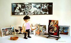 Picasso Playmobil