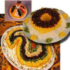 Persian rice Presentation!