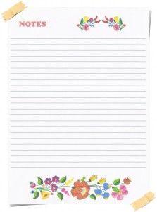 -kalocsai-notes Writing, Leaves, Frames, Paper Envelopes, Being A Writer