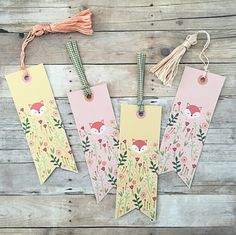 Free Printable Bookmarks, Paper Bookmarks, Crochet Bookmarks, Combined Birthday Parties, Diy Crafts For Home Decor, Plastic Canvas Tissue Boxes, Baby Shower, Woodland Animals, Book Making