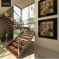 Madeira e aço..... Adorei!! By @vanessaguerraarquitetura #arquiteturadeinteriores #stairs #arquitetura #archdecor #archdesign #archlovers #interiores #instahome #instadecor #instadesign #design #detalhes #produção #decoreseuestilo #decor #decorando #decordesign #luxury #decorlovers #decoração #homestyle #homedecor #homedesign #decorhome #home #escalier #escada #madeira #decoracaodeinteriores #decorazione