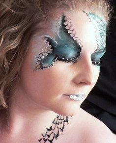 carved mermaid face scales  | let us make your next special event, SPECTACULAR!!
