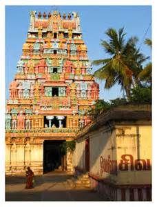 Thiruvanaikovil Jambukeswarar Akilandeswari Temple