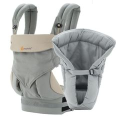 Ergobaby Four Position 360 Baby Carrier - Bundle of Joy - 360 Grey - BOJ