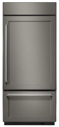 View the KitchenAid KBBR306E 36 Inch Wide 20.9 Cu. Ft. Built-In Energy Star Rated Refrigerator with Platinum Interior Design at Build.com.