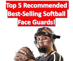Although softball is relatively a very safe sport, there is still a risk of injury. Here are 5 of the best recommended softball face masks by us which you can get from Amazon: