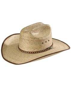 Resistol Brush Hog Mexican Palm Straw Cowboy Hat http://www.sheplers.com/Resistol-Brush-Hog-Mexican-Palm-Straw-Cowboy-Hat/5118.pro