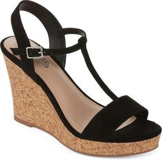 a67a84bf7cf My FAV wedge by far! STYLE CHARLES Style Charles Laura Womens Wedge Sandals  Shoe Closet