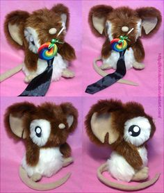 Transformice. Plush. Bicolor fur by krikdushi on DeviantArt