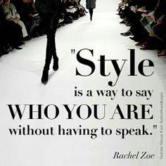 We ❤ Style.