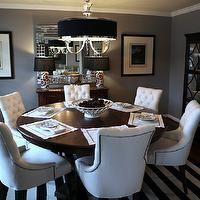 rms dining room | room and gray color