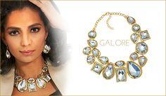 GALORE Necklace Traci Lynn Fashion Jewelry www.tracilynnjewelry.net/twylajones