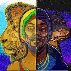 Snoop Lion / Snoop Dogg edit
