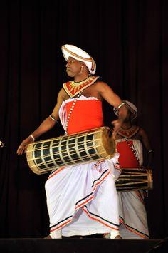 Dancing and Drumming | Sri Lanka