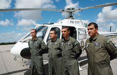 Polícia Militar, Corpo de Bombeiros Militar e Polícia Civil do Rio Grande do Norte - CEIOPAer – Centro Integrado de Operações Aéreas – Grupamento Aéreo Potiguares (GAP) (Brasil). http://guardamunicipalmossoro.blogspot.com.br/2012/02/helicoptero-potiguar-1-reforca.html