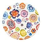 Villeroy & Boch Anmut Bloom Salad Plate Home - Dining & Entertaining - Dinnerware - Bloomingdale's Cool Tables, Villeroy, China Dinnerware, Salad Plates, Colorful Flowers, Dinner Plates, Fine China, Decorative Plates, Bloom