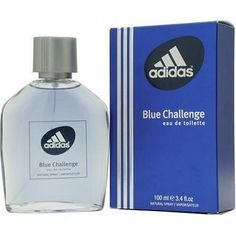 Adidas Blue Challenge By Adidas For Men. Eau De Toilette Spray 3.4Oz..  http://www.themenperfume.com/adidas-blue-challenge-by-adidas-for-men-eau-de-toilette-spray-3-4oz/