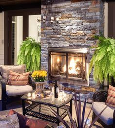 Ledgestone from Pangaea® Natural Stone is a classic yet modern natural stone, perfect for any interior or exterior application. Ledgestone features a natural weathered-face, split face and … Continued Natural Stones, Exterior Stone, Stone, Fireplace Design, Copper Canyon, Outdoor Decor, Natural Stone Veneer, Ledgestone, Outdoor Living