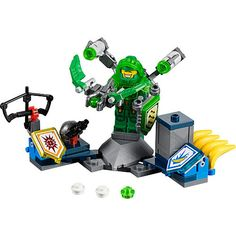 LEGO Nexo Knights Ultimate Aaron (70332) $26.99  #Reviews