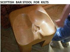 All men need this chair
