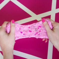 Easy Pink Slime Recipe
