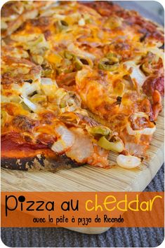 ..P�te � pizza ultra simple et ultra bonne de Ricardo..