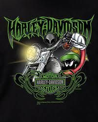 Harley Davidson Looney Tunes Marvin The Martian - Αναζήτηση Google