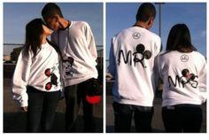 shirt clothes couple clothing disney