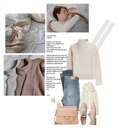 """Noora & William ♥"" by tvdsarahmichele ❤ liked on Polyvore featuring Reverie, Vanessa Seward, Citizens of Humanity, I Love Mr. Mittens, Gap and Chloé"