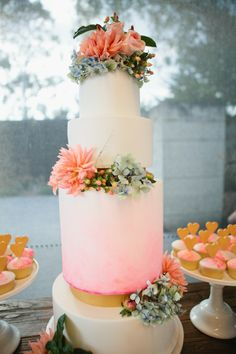 A fun, quirky wedding with Sooti Event Styling - Flowers by Cecilia Fox (Cake by Sweet Tiers)