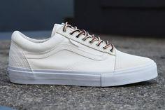 Carhartt x Vans Syndicate Old Skool 92-White