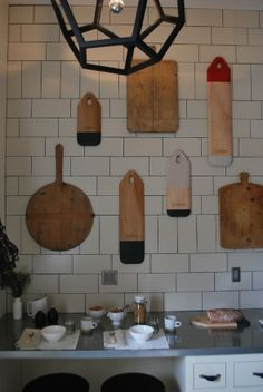 tile and cutting board gallery