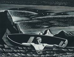 Awesome Rockwell Kent on Pinterest | The Decameron, Captain Ahab ...