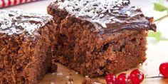 17. MAI-KAKER BARNA VIL LIKE : Hvorfor ikke lage en deilig sjokoladekake til 17. mai? Pynt den gjerne med bær i rødt, hvitt og blått for ekstra 17. mai-stemning. Meatloaf, Banana Bread, Desserts, Food, Tailgate Desserts, Deserts, Essen, Dessert, Yemek