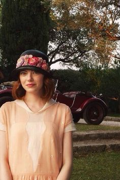 Magic in the Moonlight, emma stone